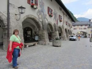 in Berchtesgaden