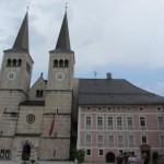 Kirche in Berchtesgaden