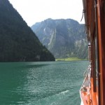 Bootsfahrt auf dem Königssee