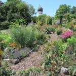 Bauerngarten auf der Fraueninsel