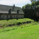 im Husumer Schlossgarten